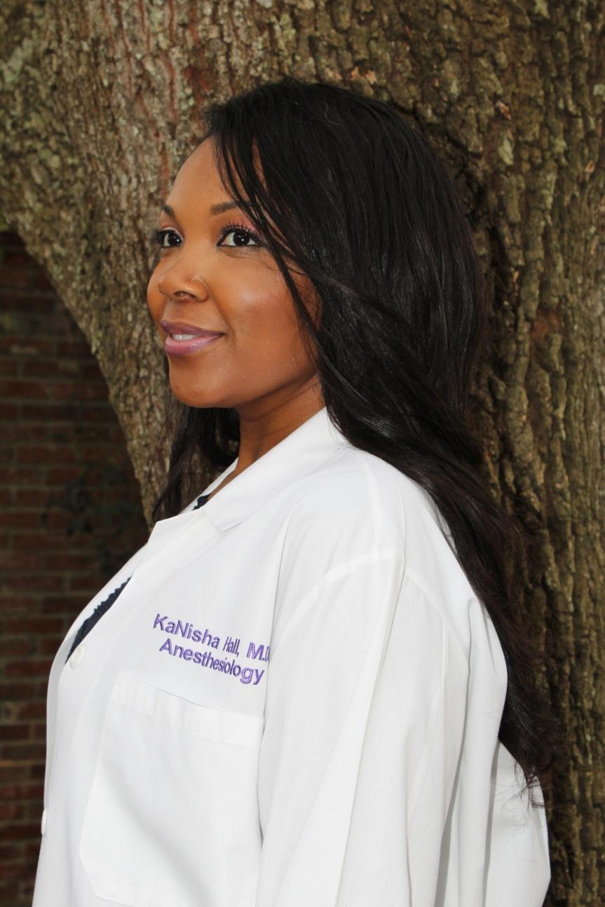Dr. Kanisha L. Hall