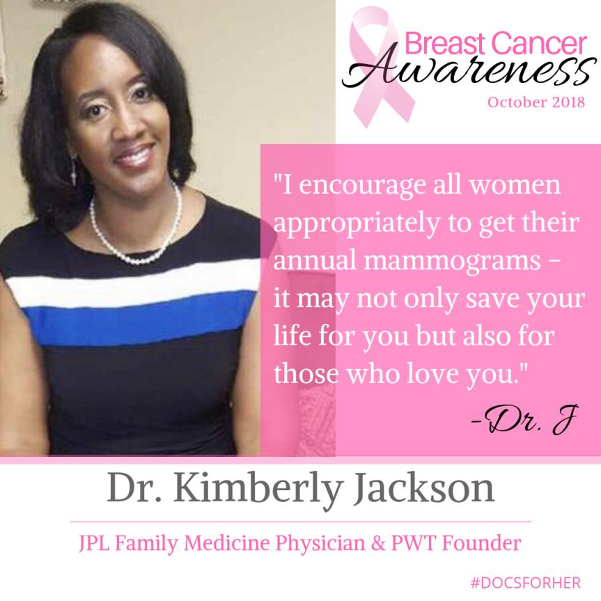 Dr. Kim Jackson